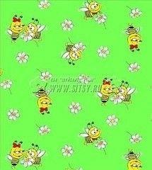 Ткани, текстиль Шуйские Ситцы Ситец 95 детский №69092