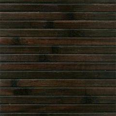 Декоративная стеновая панель Декоративная стеновая панель Бамбуковый рай Венге глянец (ламель 7 мм)