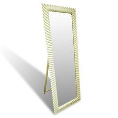 Зеркало Онсет Браннер 60x170 (слоновая кость, шелк)