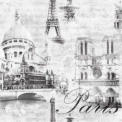 Обои МаякПринт Франция 586 242 11