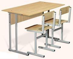 Детский стол ИУ №5 Ученический комплект