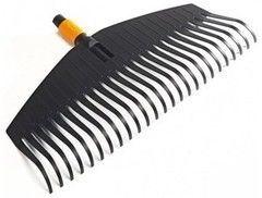 Посадочный инструмент, садовый инвентарь, инструменты для обработки почвы Fiskars Грабли для листьев большие 135013