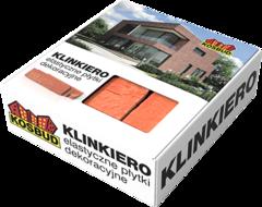 Искусственный камень Kosbud Klinkiero гибкая плитка