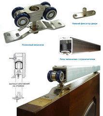 Arni Раздвижная система для дверей 3 м
