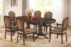 Обеденный стол Обеденный стол Avanti Classic Anjelica Wenge (2+4 стула)