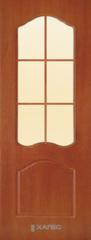 Межкомнатная дверь Межкомнатная дверь Халес Арт-Т ДО с рейкой