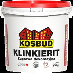 Декоративное покрытие Kosbud Klinkierit 25 кг