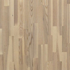 Паркет Паркет PolarWood Ясень Living White Matt 3-полосный
