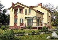 Загородный дом проект Проект дома Каменный 4