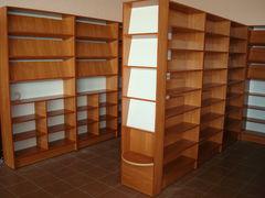Торговая мебель Торговая мебель Фельтре Библиотека 10
