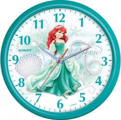 Часы Часы Scarlett Настенные часы Scarlett SC-WCD01P