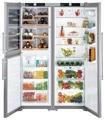 Холодильник Холодильник Liebherr SBSes 7165