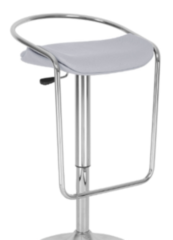 Барный стул Барный стул Nowy Styl Campari Hoker Chrome (V-28)