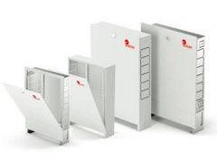 Шкаф металлический Wester Коллекторный (704х122х651-691)