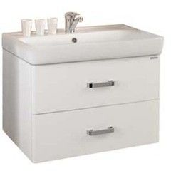 Мебель для ванной комнаты Акватон Тумба Америна 60 (1A135401AM010) белая
