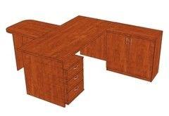 Мебель для персонала МебельДизайнПроект Пример 14