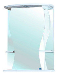 Мебель для ванной комнаты Bellezza Зеркало-шкаф Карина 55 см