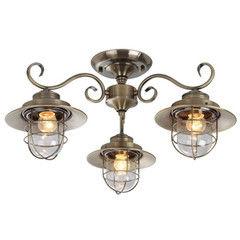 Светильник Светильник Arte Lamp Lanterna A4579PL-3AB