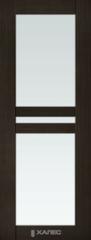 Межкомнатная дверь Межкомнатная дверь Халес Модерн Паола ДО (венге)