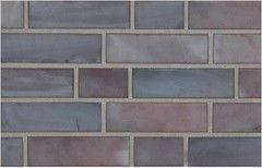 Клинкерная плитка Клинкерная плитка Stroeher Keravette 325 achatblau-bunt (неглазурованная)