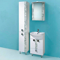 Мебель для ванной комнаты Акваль Лаура 50