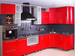 Кухня Кухня Eight rooms Пример 18