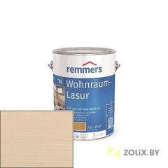 Защитный состав Защитный состав Remmers Wohnraum-Lasur (antikgrau) 0,75л