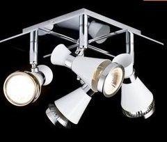 Настенно-потолочный светильник Maytoni Chance-White ECO007-04-W