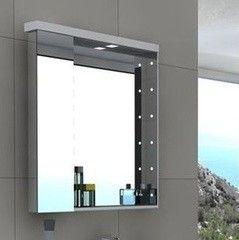 Мебель для ванной комнаты Акватон Зеркальный шкаф Ричмонд 80 (1A152602RD010)