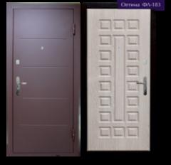 Входная дверь Входная дверь Строймир Дельта Optima ФЛ-183