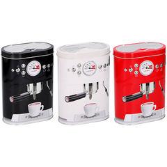 EDCO Банка жестяная для кофе 17x10 см (04819)