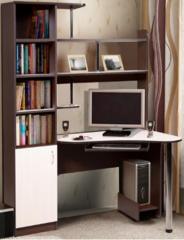 Письменный стол Мебель-Класс Соната (левый, венге/дуб шамони)