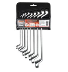 Столярный и слесарный инструмент Startul Набор ключей накидных PRO (PRO-3008)
