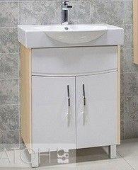 Мебель для ванной комнаты Акватон Тумба-умывальник Инфинити 65 (1A196901IFSC0) ясень коимбра
