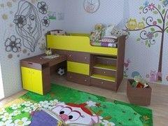 Двухъярусная кровать ИП Гусач К.В. Вариант 438