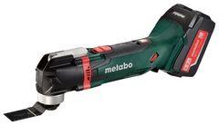 Metabo MT 18 LTX Compact 2.0Ah x2 Case Set