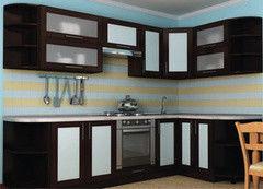 Кухня Кухня Алфексгрупп №55 (Рамочный МДФ)