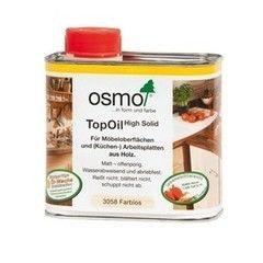Защитный состав Защитный состав Osmo TopOil Масло с твердым воском для мебели и столешниц 0.5 л