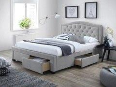 Кровать Кровать Signal Electra 160x200 (серый)