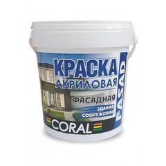 Краска Краска Coral ВД-АК-1011 1л