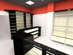 Торговая мебель Торговая мебель ВФТ Вариант 1