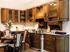 Кухня Кухня ЗОВ Из массива Ясеня Т512/102