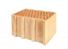Блок строительный Керамический блок Lode Keraterm 38