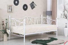 Кровать Кованая кровать Halmar Sumatra (белый)