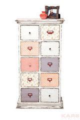 Туалетный столик Kare Dresser Romantic Life 10Drw 78317