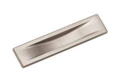 System Furniture Ручка для раздвижной двери SY4340 NBM матовый никель
