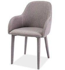 Кухонный стул Signal Oscar серый