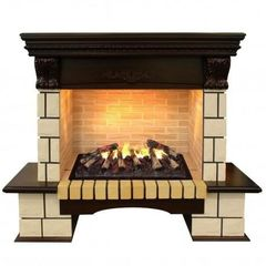 Камин RealFlame Stone Lux 3D Cassette 630