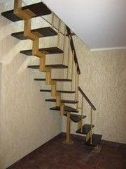 Металлическая лестница Белит Вариант 29