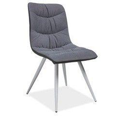 Кухонный стул Signal Evita серый